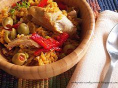 Comfy Cuisine: Arroz con Pollo-Cuban Style