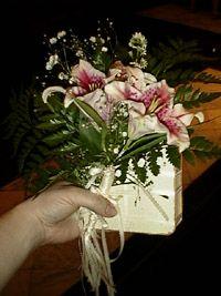 Bible bridal FloArrangement