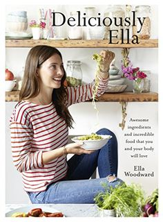 Deliciously Ella: Awesome ingredients, incredible food that you and your body will love by Ella Woodward http://www.amazon.co.uk/dp/1444795007/ref=cm_sw_r_pi_dp_0zS7vb1N76NKB