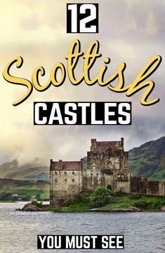 There are some Scottish castles that ooze history and charm. These 12 castles in Scotland do just that and are definitely worth visiting on your next trip to Scotland. English Castles, Scottish Castles, Castles To Visit, European City Breaks, Cities In Europe, Beautiful Castles, Beautiful Places, Ways To Travel, Travel Tips