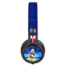 Mickey Mouse Skin decal for Monster Beats Mixr by Dr. Dre headphones