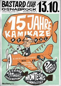 Kamikaze Records Party, 2010