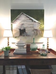 Last Thursday evening I took a trip to Serenbe  to preview the Designer Showhouse.  I know......I'm pretty lucky.     Thereisn't m...