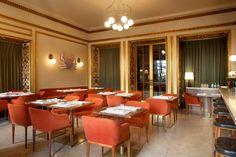 Café Lisboa, chef José Avillez - Lisbon, Portugal
