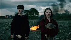 The end of the f *** ing world TEOTFW