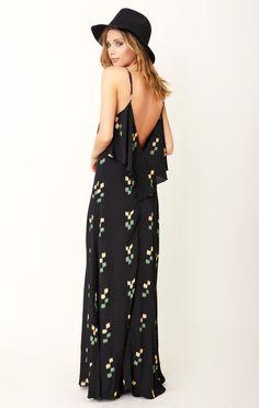 Blu Moon Summer Lovin' Maxi Dress
