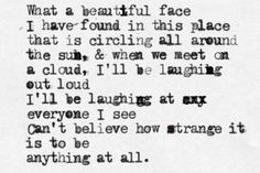 Neutral Milk Hotel. Can't wait to see them at First Ave!