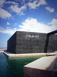 Mucem, Marseille #siropderue - www.mucem.org