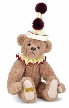 Merrythought PAQ16MQE Montague Clown Bear