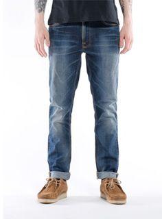 Lean Dean Nudie Jeans - NUKUHIVA #fairfashion #nukuhiva #amsterdam #utrecht #duurzaam