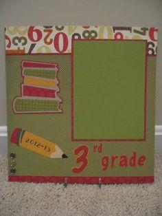 Sonya's Paper Trail: FCCB #126--Back to School Cricut Crawl