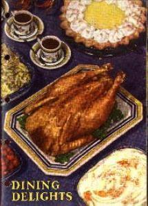 1948 Dining Delights Cookbook