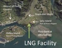 May 15 -- Lax Kw'alaams Council: 'Open to Business ... it is not open to development proximate to Floar Bank'