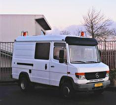My Vario 615D Vw Lt Camper, Caravan Van, Mercedes Bus, Classic Mercedes, Van Life, Buses, Recreational Vehicles, Vans, Adventure