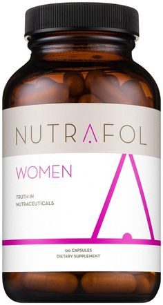 Pin for Later: 10 Natural Hair Care Products to Put on Your Radar For Earth Day Nutrafol