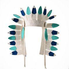 Corona Azul-Verde - Frida's Tierchen