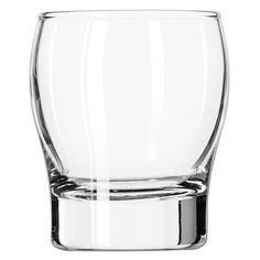 The Libbey 2391 Perception 7 Oz Rocks Glass body has a curved bulging shape, with a thick bottom that reduces glasses being tipped over. Use for serving mixed drinks, juices and beverage drinks.