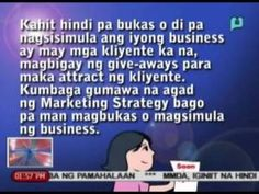 News 10 tips sa pagbubukas ng negosyo Pinoy, News, Business, Store, Business Illustration