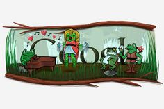 Gioachino Rossini  Google celebrated Leap Day with a homepage doodle in honor of Gioachino Rossini, an Italian composer born in 1792.