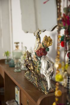 A Family home in Israel filled with Vintage finds from around the world