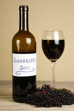 Elderberry Wine Recipe - my grandfather always made elderberry wine with the elderberries he would gather in the wild.  Ah, the memories (;  Sad to say I don't have his recipe, but this one should get us started even though it seems to have quite a bit more sugar than Granddaddy's recipe.