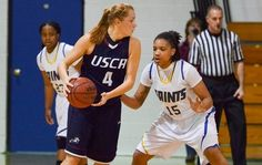 Limestone Rides Total Team Effort to Blowout Win Over Erskine: Junior forward Celestra Warren (Chicago, Ill.) led the charge for the Saints with 20 points and eight rebounds.