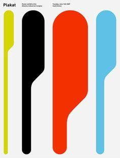 Plakat, poster exhibit 2009
