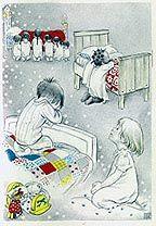 Women Children's Book Illustrators--Elizabeth Orton Jones