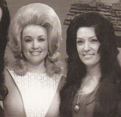 Dolly Parton with Dottie Rambo