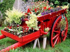 bahçe dekorasyon fikirleri 4
