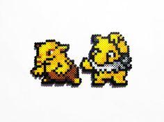 Pokemon Perler - Drowzee / Hypno / or Full Set of 2