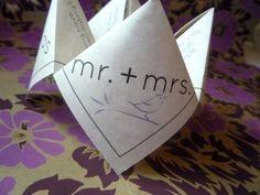 fun idea! #wedding