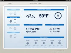 Toopia's Weather Station Pro