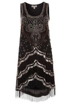 Frock and Frill CHRYSLER - Cocktailkleid / festliches Kleid - black