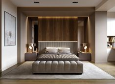 Luxury bedroom design - 51 Luxury Bedrooms With Images, Tips & Accessories To Help You Design Yours Modern Luxury Bedroom, Luxury Bedroom Furniture, Master Bedroom Interior, Luxury Bedroom Design, Modern Master Bedroom, Master Bedroom Design, Contemporary Bedroom, Luxurious Bedrooms, Luxury Bedrooms