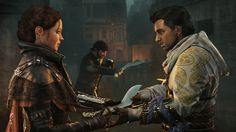 If someone asks what Assassin's Creed Syndicate is about I'll show them this picture! XD