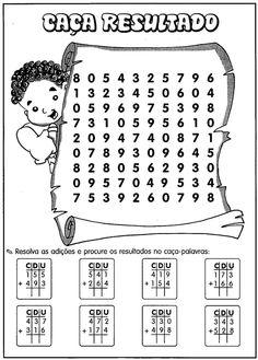 atividades de matematica para ser realizada no 5º ano divisão - Pesquisa Google