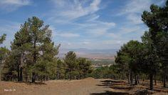 Jérez, Área recreativa la Tizna. Pepita Estévez Sierra Nevada, Country Roads