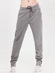 Kvinners Casual Sports Harem Pants – NOK kr. 109