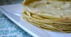 Simple Paleo Tortillas | stupideasypaleo.com