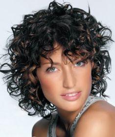 la moda en tu cabello mgicos cortes de pelo corto con rizos