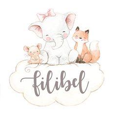 Diseño de logos con animales