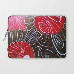 """More than just premium protection, our form-fitting Laptop Sleeves make a statement, featuring bold artwork, rich colors and creative patterns. All laptop cases display double-sided prints on durable polyester, with a soft interior to prevent scratches.      - Available in 13"""" and 15"""" sizes   - Constructed with durable, canvas-like polyester   - Interior fully lined with soft microfiber    - Designs printed on front and back    - Large YKK zipper..."""