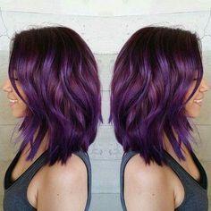 Purple awesome
