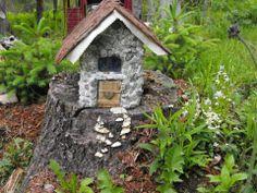 Wee Folk cottage garden accessory