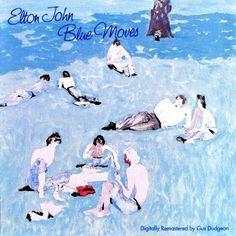 Elton John Blue Moves.