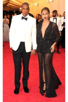 2014 Met Gala   Looks we love   Beyonce and Jay Z