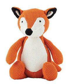Buy Lily & George: Wild Ones Knit Fox online and save! Lily & George: Wild Ones Knit Fox Mr Fox is a super popular member of our Wild Ones collection. Made from a chunky waffle knit he is super cuddly. Dinosaur Toys, Dinosaur Stuffed Animal, Stuffed Animals, Fox Toys, Mr Fox, Wild Ones, Baby Online, Cute Characters, New Baby Gifts