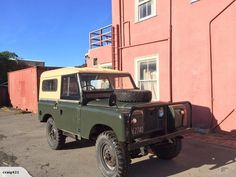 Land Rover Other Series 2a 1962   Trade Me