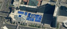 Using satellite imagery and the data released for the Mandalay Bay solar array we ranked the other hotel properties in Las Vegas for their solar potential. Vegas Casino, Las Vegas Hotels, Solar Panel Installation, Solar Panels, Solar Energy, Solar Power, Water, Travel, Tips